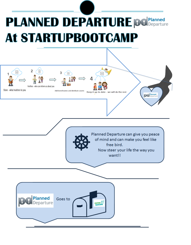 PD Goes to startupbootcamp